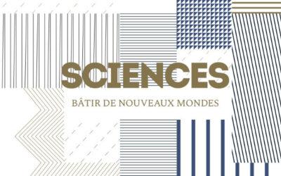 «Je-dis-sciences» 7 novembre : Bâtir de nouveaux mondes