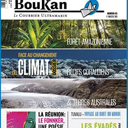 A paraître : Le blanc des cartes de l'Outremer dans «Boukan, le Courrier Ultramarin»