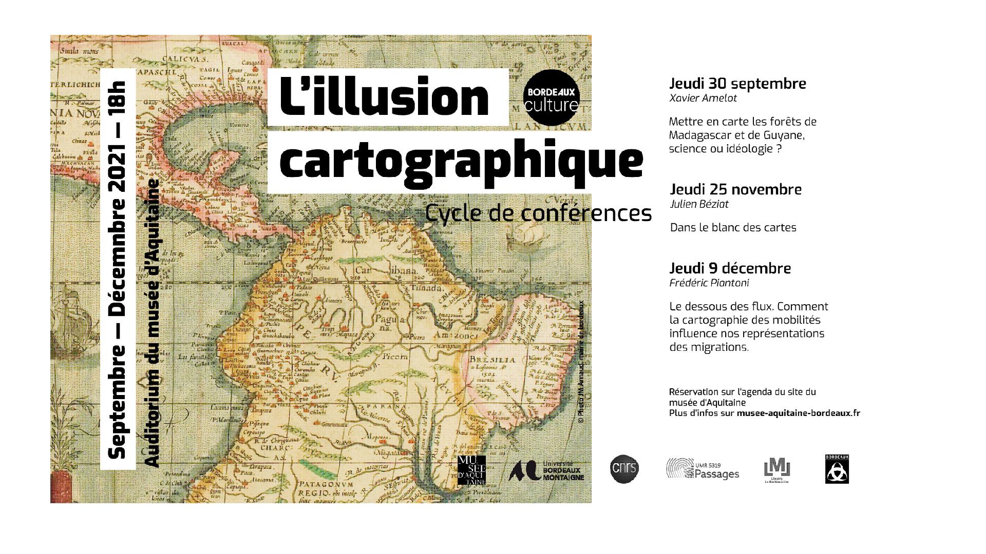 L'illusion cartographique